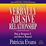#4: The Verbally Abusive Relationship, Expanded Third Edition
