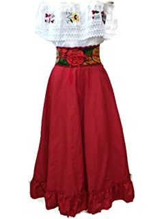 Folklórico Falda Dancing Skirts
