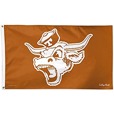 University of Texas Throwback Vintage 3x5 College Flag
