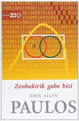Descarga gratuita de libros electrónicos en pdf gratis. Zenbakirik gabe bizi (Zientzia Irakurle Ororentzat - ZIO) PDF RTF DJVU