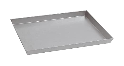 4 opinioni per Paderno 41751-50 Teglia Rettangolare, 50 cm, Alluminio
