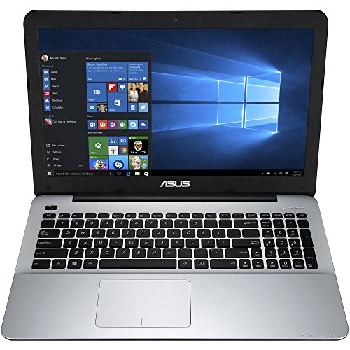 ASUS 15.6 Inch HD Black Edition Laptop PC (AMD Quad-Core A10-8700P AMD Radeon R6 Graphics 8GB DDR3 500GB HDD DVDRW WIFI Bluetooth Windows 10)