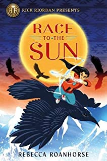 Book Cover: Race to the Sun