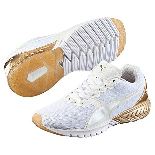 PUMA IGNITE DUAL GOLD WN'S Sneakers Weiß Damen Schuhe