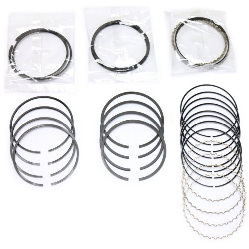 Evan-Fischer EVA21462221849 Piston Ring Set for Corolla 98-08 / Celica / Mr2 Spyder 00-05 Standard Size Ring Set 4 Cyl 1.8L