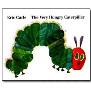 Kids Preferred The Very Hungry Caterpillar Board Book