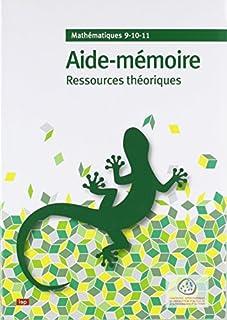 Mathématiques - 9e à 11e Aide mémoire, Corminboeuf, Ivan