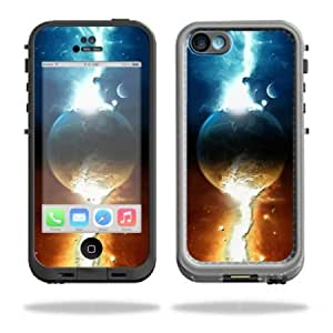 Bloutina Protective Vinyl Skin Decal Cover for LifeProof iPhone 5C Case fre Case Sticker Skins Sci Fi