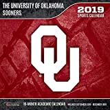 The University of Oklahoma Sooners 2019 Calendar