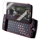 T-Mobile Sidekick LX Screen Protector, IQ Shield LiQuidSkin Full Coverage Screen Protector for T-Mobile Sidekick LX (2009) HD Clear Anti-Bubble Film - with