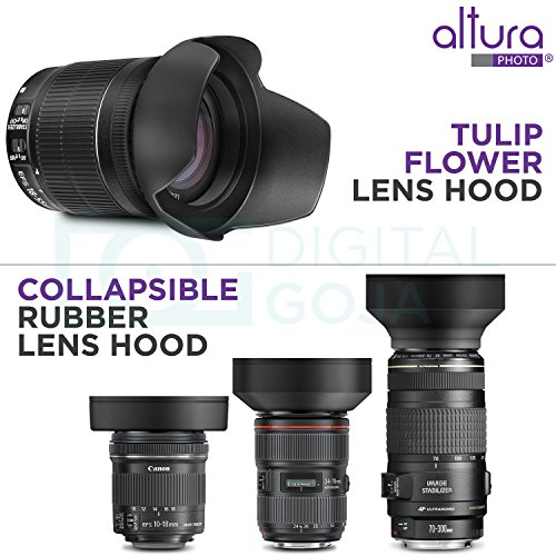 10 Close up Lens//Filter for Tamron 14-150mm F//3.5-5.8 Di III Gadget Place Diopter