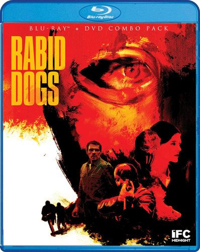 Blu-ray : Rabid Dogs (Widescreen, 2PC)