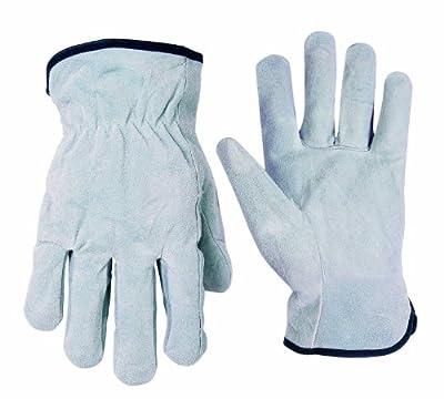 Custom Leathercraft Split Cowhide Drivers Gloves