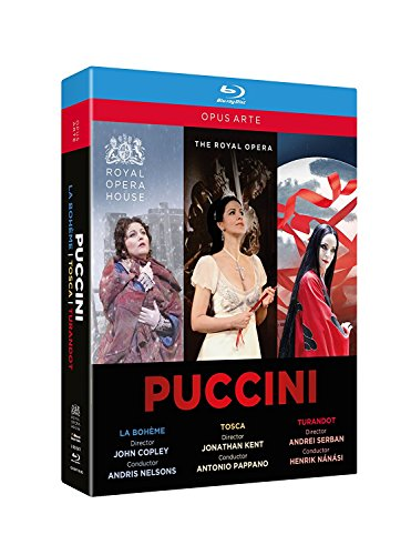 Puccini Opera Collection (3PC)