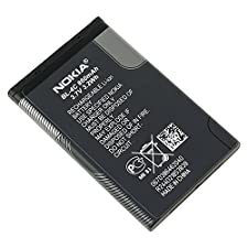Nokia Genuine Bl-4C Battery (890Mah) – For Nokia 1202 / 1203 / 1661 / 1662 / 2220 Slide / 2650 / 2652 / 2690 / 3500 Classic / 5100 / 6100 / 6101 / 6102 / 6103 / 6125 / 6131 / 6136 / 6170 / 6260 / 6300 / 6300I / 6301 / 7200 / 7270 / X2-00 – 2 Years Warranty!