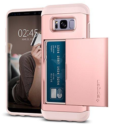 Spigen Slim Armor CS Designed for Samsung Galaxy S8 Plus Case (2017) - Rose Gold