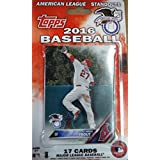 2016 Topps American League All Stars Factory Sealed Limited Edition 17 card set with Mike Trout, Jose Bautista, David Ortiz and Manny Machado Plus