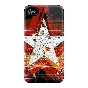 Unique Design Iphone 6 Durable Cases Covers Star