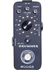 Mooer MDM Micro Drummer Digital Drum Machine Pedal