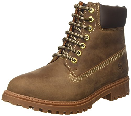 dk Uomo Stivaletti Marrone River cotto Brown Lumberjack RqXPC