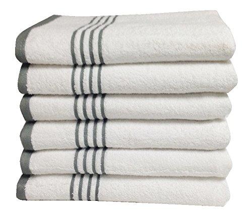metro-100-cotton-6-piece-stripe-bath-towel-set-grey