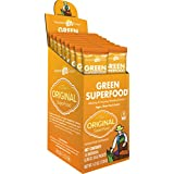 Amazing Grass Green SuperFood Original, Box of 15 Individual Servings, 0.28 Ounces