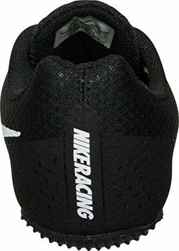 De Chaussures blanc Rival Mixte Adulte Noir Zoom 8 Nike Sport S w1AqAf