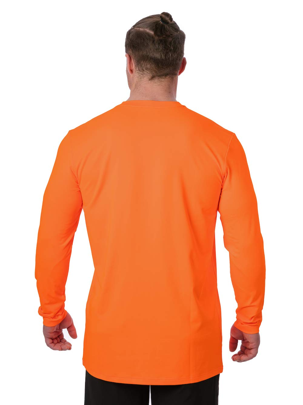 Sun Protection Moisture Wicking Comfortable Work Quick Drying Top Arctic Cool Men/'s Instant Cooling Long Sleeve Pocket Workwear Shirt Performance Tech Breathable UPF 50