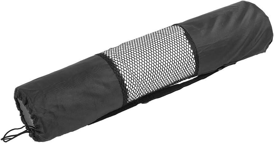 Samfox Mat Bag Adjustable Strap Handbag Portable Yoga Mat Bag