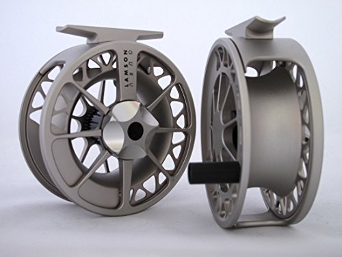 Waterworks Lamson Guru 2 Fly Reel, Silver, G2 by Waterworks-Lamson