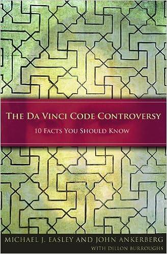 Book The Da Vinci Code Controversy: 10 Facts You Should Know