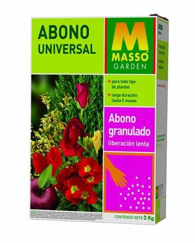 Masso - Abono para plantas universal 2 kg massó