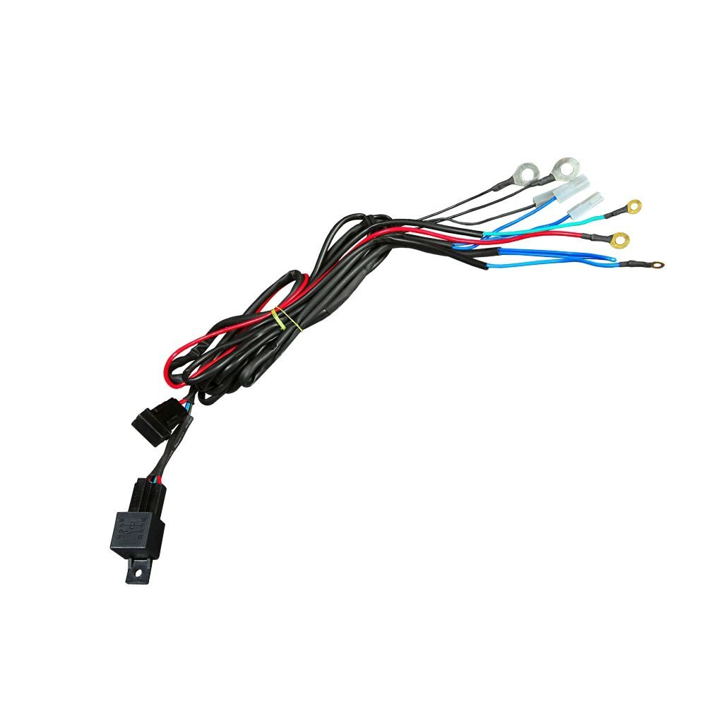Hella 329318 001 Horn Relay With Wiring Harness 12vrelay Amazon Motorcycle Fuse Box Car Motorbike
