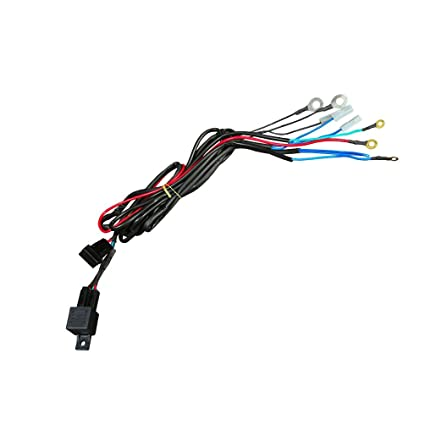 A Horn Wiring Harness on painting a horn, wiring directional signals, building a horn, mounting a horn, wiring an amp, wiring lights,
