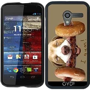 Funda para Motorola Moto X (Generation 1) - I Gimnasio by Adam Lawless