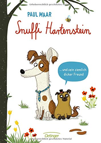 Snuffi Hartenstein und sein ziemlich dicker Freund