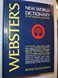 Webster's New World Dictionary of the American Language, David Bernard Guralnik, 0529053268
