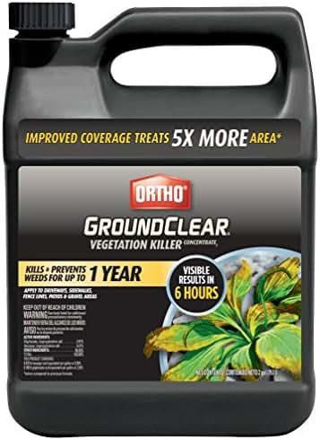 Ortho GroundClear Vegetation Killer Concentrate2, 2 gal.