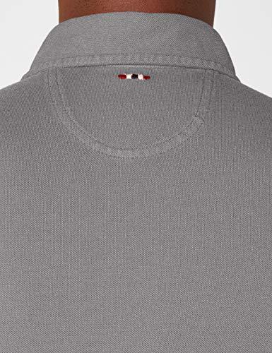 160 Uomo Mel Grey Grigio Napapijri Polo med npx0qPwTvf