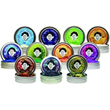 Crazy Aaron's 11 Pack Putty Mini Tin Assortment.