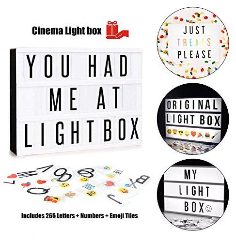 Hanging Led Light Boxes