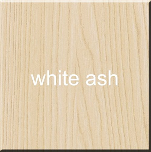 """10 Pack 16"""" White Ash Boards. Thin Boards for Scroll Sawing or Laser Work"""