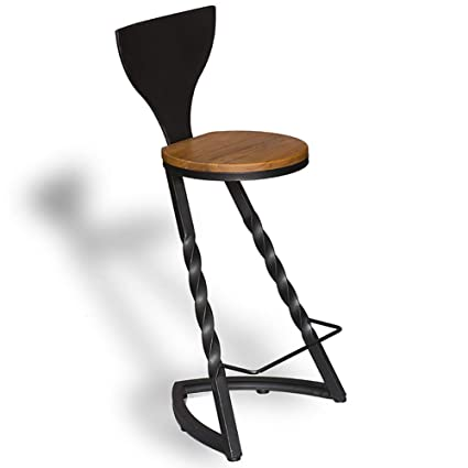 Remarkable Gxdhome Bar Stool Chair Solid Wood Spray Molding Process Beatyapartments Chair Design Images Beatyapartmentscom