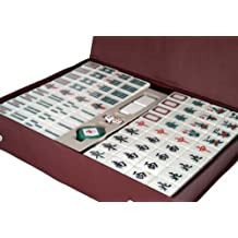 Traditional Chinese Version Mahjong Game Set by Asian Home