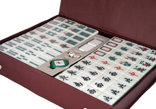 Traditional Chinese Version Mahjong Game product image