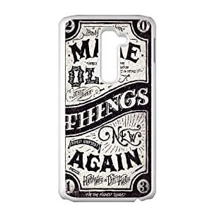 LG G2 Cell Phone Case White New Quote JNR2190495