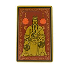 Tai Sui Amulet Card W Free Fengshuisale Red String Bracelet W3219