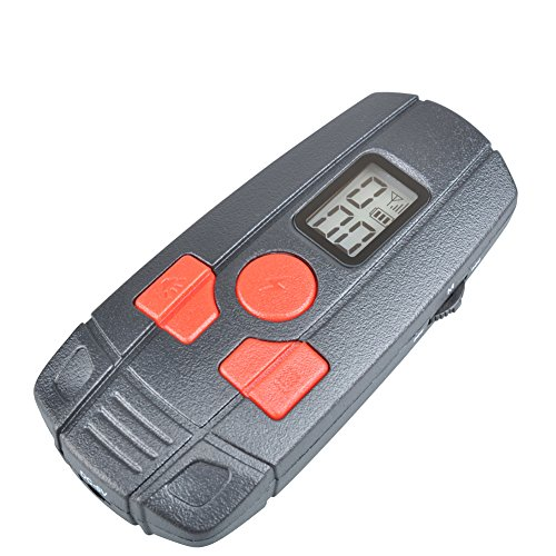 Aetertek At-211 Add-on Transmitter Rechargeable Dog Shock Collar LCD Bark Collar Updated Aetertek Remote Replacement