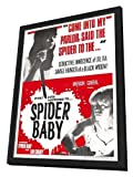 Spider Baby or, The Maddest Story Ever Told - 11 x 17 Framed Movie Poster