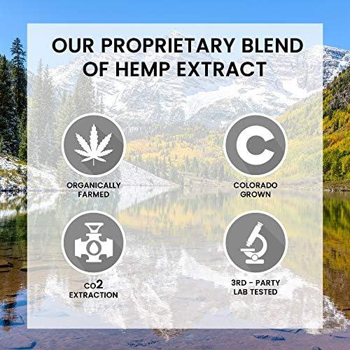 organic hemp extract oil